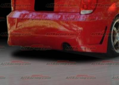 Celica - Rear Bumper - AIT Racing - Toyota Celica AIT Racing Zen Style Rear Bumper - TC00HIZENRB