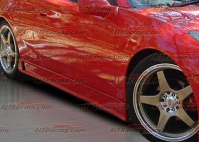 Celica - Side Skirts - AIT Racing - Toyota Celica AIT Racing Zen Style Side Skirts - TC00HIZENSS
