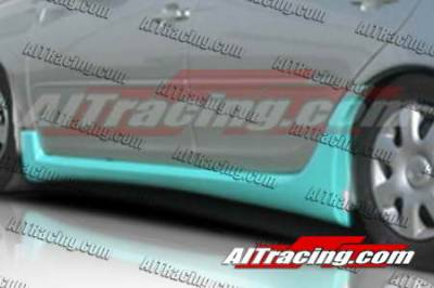 Camry - Side Skirts - AIT Racing - Toyota Camry AIT Racing APS Style Side Skirts - TC03HIAPSSS