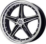 Wheels - Vw 17 Inch Wheel Set - Custom - Sideways - 17 Inch 4 Wheel Set
