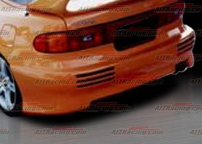 Celica - Rear Bumper - AIT Racing - Toyota Celica AIT Racing VS Style Rear Bumper - TC90HIVSRB