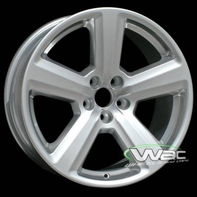 Wheels - Vw 4 Wheel Packages - Custom - 18 Inch 5 Spoke - 4 Wheel Set