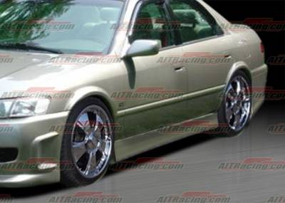Camry - Side Skirts - AIT Racing - Toyota Camry AIT Racing REV Style Side Skirts - TC97HIREVSS