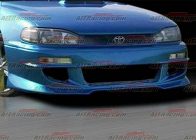 Camry - Front Bumper - AIT Racing - Toyota Camry AIT Racing VIR Style Front Bumper - TCM92HIVIRFB