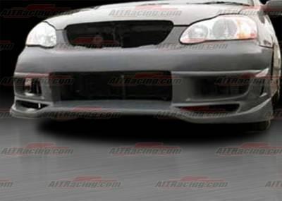 Corolla - Front Bumper - AIT Racing - Toyota Corolla AIT Racing VIR Style Front Bumper - TCO03HIVIRFB
