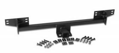 SUV Truck Accessories - Tow Kits - Warrior - Jeep Grand Cherokee Warrior Class III Tow Hitch - 1028