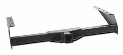 SUV Truck Accessories - Tow Kits - Warrior - Jeep Grand Cherokee Warrior Class III Tow Hitch - 1065