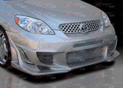 Matrix - Front Bumper - AIT Racing - Toyota Matrix AIT Racing Vascious Style B-Magic Front Bumper - TMX03BMVASFB