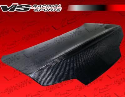 G35 2Dr - Trunk Hatch - VIS Racing. - Infiniti G35 VIS Racing K2 Fiberglass Trunk - 03ING352DK2-020