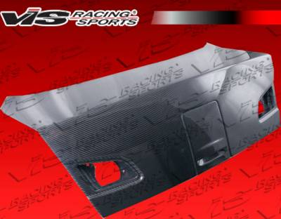 G35 4Dr - Trunk Hatch - VIS Racing - Infiniti G35 VIS Racing OEM Carbon Fiber Trunk - 03ING354DOE-020C