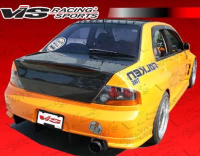 Evolution 8 - Trunk Hatch - VIS Racing - Mitsubishi Evolution 8 VIS Racing Demon Carbon Fiber Trunk - 03MTEV84DDEM-020C