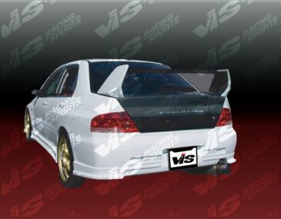 Evolution 8 - Trunk Hatch - VIS Racing - Mitsubishi Evolution 8 VIS Racing OEM Carbon Fiber Trunk - 03MTEV84DOE-020C