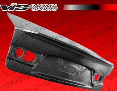 TSX - Trunk Hatch - VIS Racing - Acura TSX VIS Racing Demon Carbon Fiber Trunk - 04ACTSX4DDEM-020C