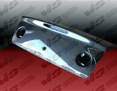 Cobalt 4Dr - Trunk Hatch - VIS Racing - Chevrolet Cobalt VIS Racing OEM Carbon Fiber Trunk - 05CHCOB2DOE-020C