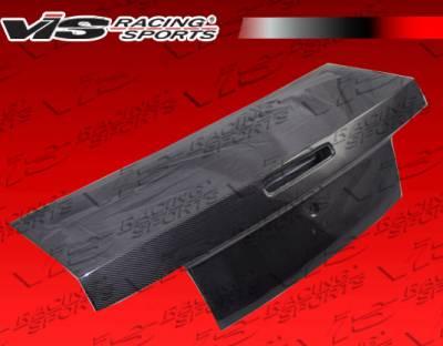 Mustang - Trunk Hatch - VIS Racing - Ford Mustang VIS Racing OEM Carbon Fiber Trunk - 05FDMUS2DOE-020C