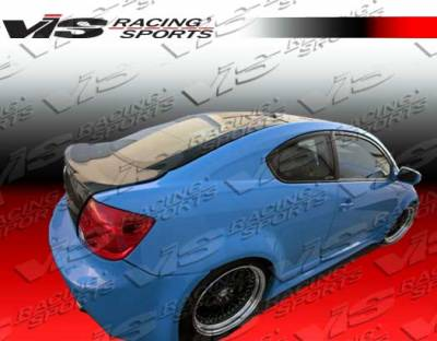 TC - Trunk Hatch - VIS Racing - Scion tC VIS Racing CSL Carbon Fiber Hatch - 05SNTC2DCSL-020C