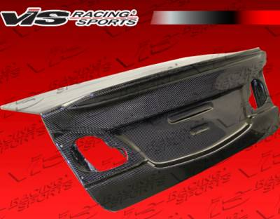 Civic HB - Trunk Hatch - VIS Racing - Honda Civic VIS Racing Demon Carbon Fiber Trunk - 06HDCVC4DJDEM-020C