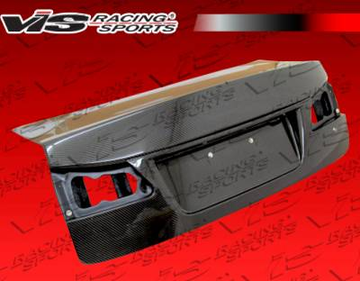 GS - Trunk Hatch - VIS Racing - Lexus GS VIS Racing OEM Carbon Fiber Trunk - 06LXGS34DOE-020C