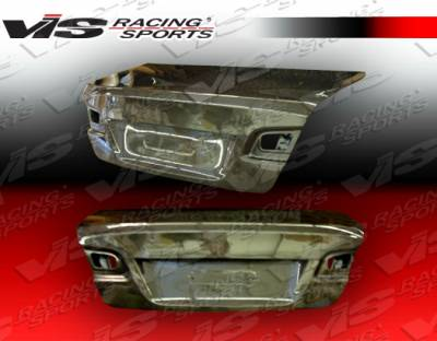 3 Series 2Dr - Trunk Hatch - VIS Racing - BMW 3 Series 2DR VIS Racing OEM Carbon Fiber Trunk - 07BME922DOE-020C