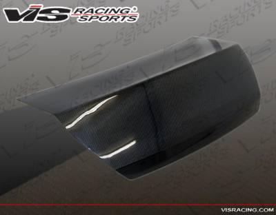 Accord 2Dr - Trunk Hatch - VIS Racing - Honda Accord 2DR VIS Racing OEM Carbon Fiber Trunk - 08HDACC2DOE-020C