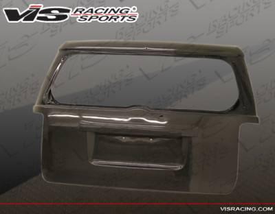 XB - Trunk Hatch - VIS Racing - Scion xB VIS Racing OEM Carbon Fiber Hatch - 08SNXB4DOE-020C