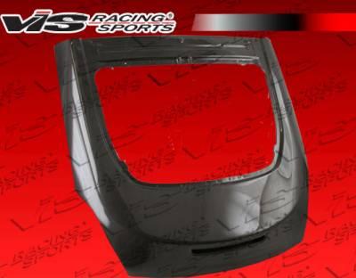 370Z - Trunk Hatch - VIS Racing - Nissan 370Z VIS Racing OEM Carbon Fiber Hatch - 09NS3702DOE-020C