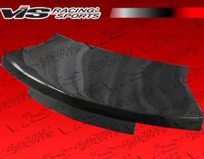 Camaro - Trunk Hatch - VIS Racing - Chevrolet Camaro VIS Racing OEM Carbon Fiber Trunk - 10CHCAM2DOE-020C
