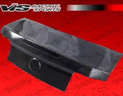 Mustang - Trunk Hatch - VIS Racing - Ford Mustang VIS Racing OEM Carbon Fiber Trunk - 10FDMUS2DOE-020C