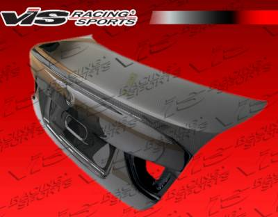3 Series 2Dr - Trunk Hatch - VIS Racing. - BMW 3 Series 2DR VIS Racing CSL Carbon Fiber Trunk - 11BME922DCSL-020C