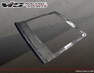 300Z - Trunk Hatch - VIS Racing - Nissan 300Z VIS Racing OEM Style Carbon Fiber Hatch - 87NS3002DOE-020C
