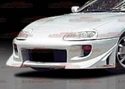 Supra - Front Bumper - AIT Racing - Toyota Supra AIT Racing BZ Style Front Bumper - TSU93HIBZSFB