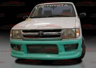 Tacoma - Front Bumper - AIT Racing - Toyota Tacoma AIT Racing Drift Style Front Bumper - TTA95HIDFSFB