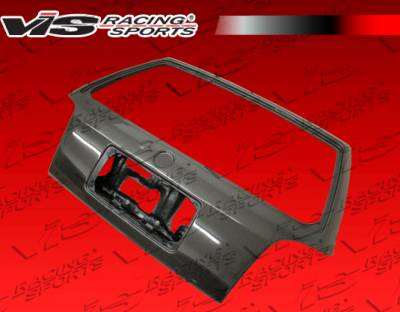 Golf - Trunk Hatch - VIS Racing - Volkswagen Golf VIS Racing OEM Carbon Fiber Hatch - 93VWGOF2DOE-020C