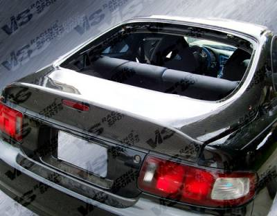Celica - Trunk Hatch - VIS Racing - Toyota Celica VIS Racing OEM Carbon Fiber Hatch - 94TYCELHBOE-020C