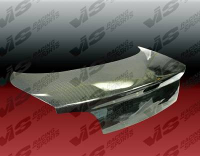 Neon 2Dr - Trunk Hatch - VIS Racing - Dodge Neon VIS Racing OEM Style Carbon Fiber Trunk - 95DGNEO2DOE-020C