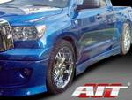 Tundra - Side Skirts - AIT Racing - Toyota Tundra AIT Racing EXE Style Side Skirts - TTU07HIEXESS4