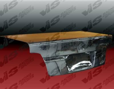 5 Series - Trunk Hatch - VIS Racing - BMW 5 Series VIS Racing OEM Euro Carbon Fiber Trunk - 97BME394DOE-020C