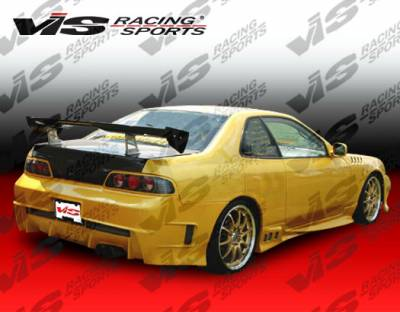 Prelude - Trunk Hatch - VIS Racing - Honda Prelude VIS Racing OEM Carbon Fiber Trunk - 97HDPRE2DOE-020C