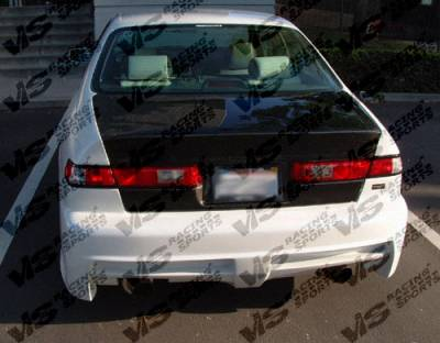 Camry - Trunk Hatch - VIS Racing - Toyota Camry VIS Racing OEM Carbon Fiber Trunk - 97TYCAM4DOE-020C