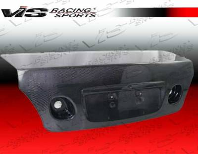 GS - Trunk Hatch - VIS Racing - Lexus GS VIS Racing OEM Carbon Fiber Trunk - 98LXGS34DOE-020C