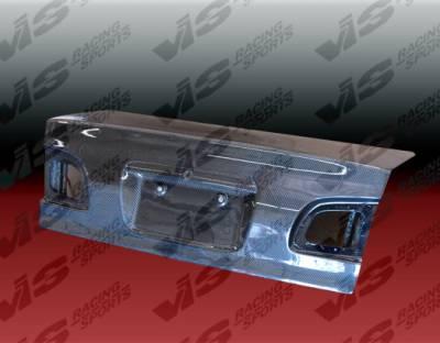 Corolla - Trunk Hatch - VIS Racing - Toyota Corolla VIS Racing OEM Carbon Fiber Trunk - 98TYCOR4DOE-020C