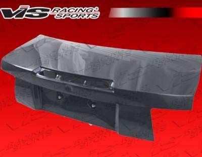 Mustang - Trunk Hatch - VIS Racing - Ford Mustang VIS Racing OEM Carbon Fiber Trunk - 99FDMUS2DOE-020C