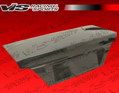 Galant - Trunk Hatch - VIS Racing - Mitsubishi Galant VIS Racing OEM Carbon Fiber Trunk - 99MTGAL4DOE-020C