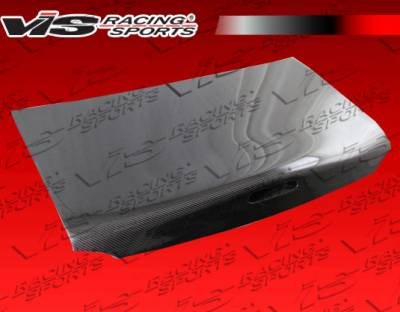 Miata - Trunk Hatch - VIS Racing - Mazda Miata VIS Racing OEM Carbon Fiber Trunk - 99MZMX52DOE-020C