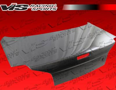 Skyline - Trunk Hatch - VIS Racing - Nissan Skyline VIS Racing OEM Style Carbon Fiber Trunk - 99NSR342DOE-020C
