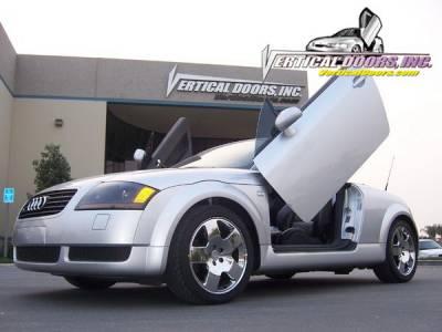 Body Kits - Vertical Lambo Door Kits - Vertical Doors Inc - Audi TT Vertical Doors Inc Vertical Lambo Door Kit - VDCAUDITT9906