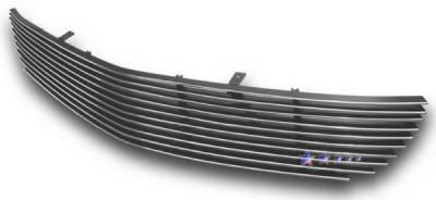 Grilles - Custom Fit Grilles - APS - Mitsubishi Galant APS Billet Grille - Bumper - Aluminum - U67210A