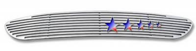 Grilles - Custom Fit Grilles - APS - Volkswagen Touareg APS CNC Grille - Bumper - Aluminum - V95513A