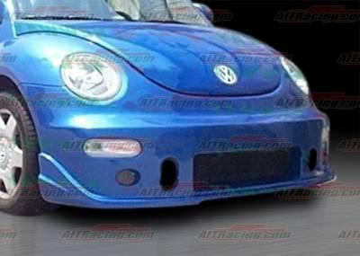 Beetle - Front Bumper - AIT Racing - Volkswagen Beetle AIT Racing BCN-1 Style Front Bumper - VWB98HIBCN1FB