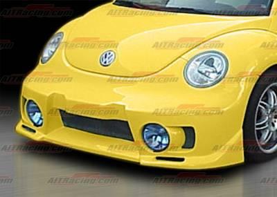 Beetle - Front Bumper - AIT Racing - Volkswagen Beetle AIT Racing EVO Style Front Bumper - VWB98HIEVOFB